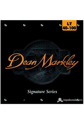 Dean Markley Nickelsteel Bass 4-Stg - Lt Bas Gitar Telleri
