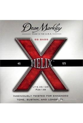 Dean Markley Helıx Ss Bass 5-Stg - Lt Bas Gitar Telleri
