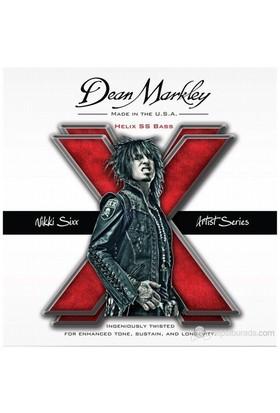 Dean Markley Helıx Ss Bass 4-Stg - Nikki Sixx Signature Bas Gitar Telleri