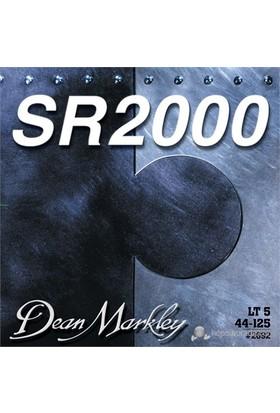Dean Markley Sr2000 5-Stg - Lt Bas Gitar Telleri