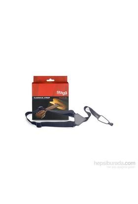 Stagg Sncl001-Bk Klasik Gitar Ve Ukulele Askısı