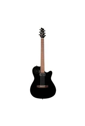 Godin A6 Ultra Siyah Elektro Akustik Gitar