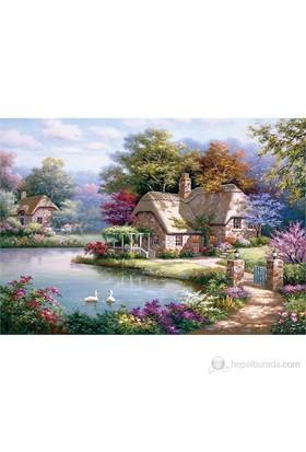 Kuğular ve Kır Evi / The Swan Cottage