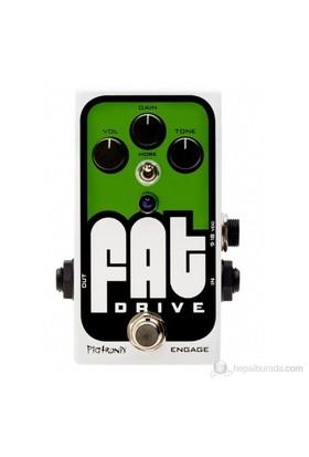 Pigtronix Fat Drive Distortion Pedalı
