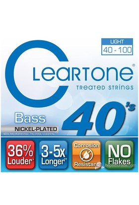 Cleartone Bass Light (40-100) Nps Bas Gitar Teli