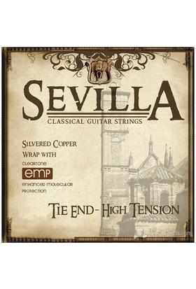 Cleartone Sevilla Hard Tension Tie-End Klasik Gitar Teli