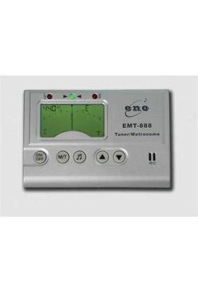 Eno Emt-888C Tuner Akort Aleti Metronom
