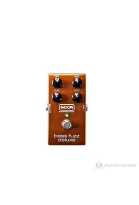 Jim Dunlop MXR Bass Fuzz Deluxe - M84