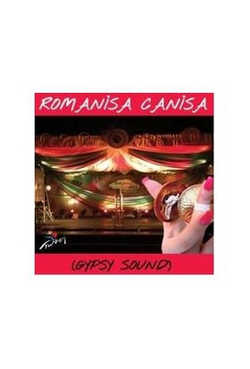 Romanisa Canisa - Gypsy Sound (CD)