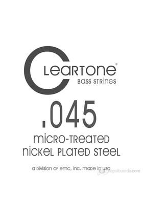 Cleartone Bass Single (.45) Emp Bas Gitar Teli