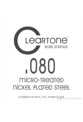 Cleartone Bass Single (.80) Emp Bas Gitar Teli