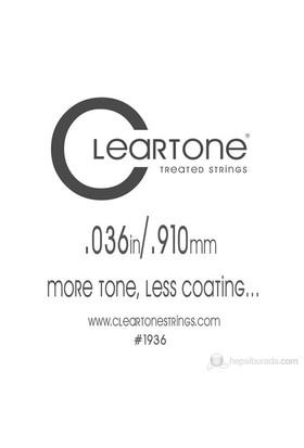 Cleartone Electric Single (.036) Emp Elektro Gitar Teli
