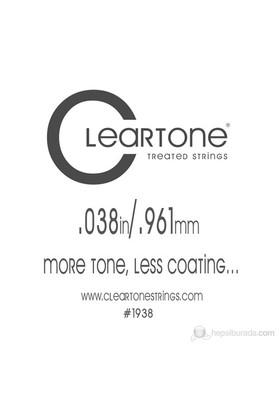 Cleartone Electric Single (.038) Emp Elektro Gitar Teli