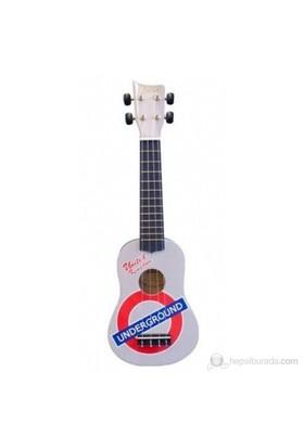 Ashton Uke100Lu London Underground Ukulele Gitar