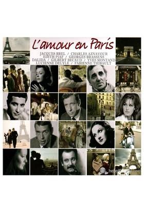 L Amour En Paris (Paris te Aşk) (Plak)