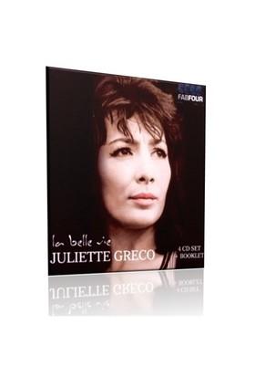 Juliette Greco - Le Belle Vie (4 CD)
