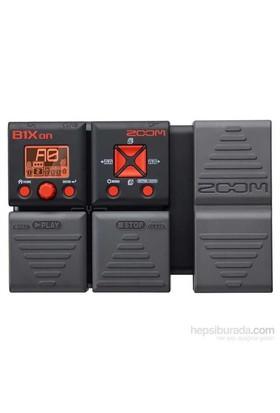 Zoom B1Xon Multi-Efekt Bass Processorü