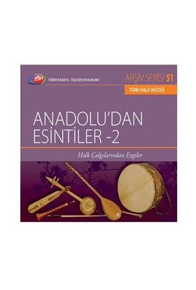 TRT Arşiv Serisi 051: Anadolu'dan Esintiler 2