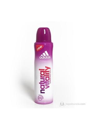 Adidas Natural Vitality 150 Ml Kadın Deodorant