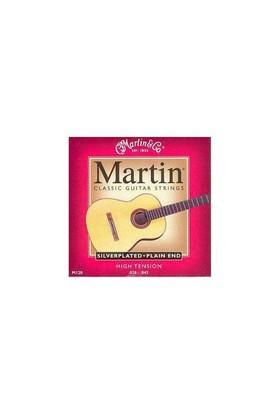 Martin M120 Klasik Gitar Teli Gümüş Kaplamalı