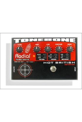Tonebone Hot British Distorsiyon Pedalı