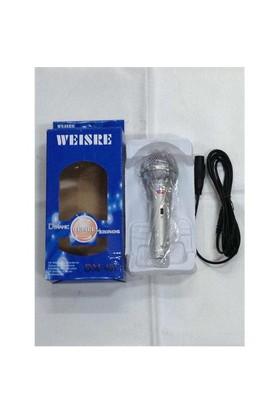 Weisre Wm-401 Kablolu Mikrofon