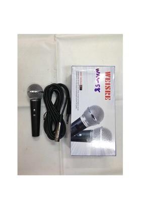 Weisre Wm-58 Kablolu Mikrofon
