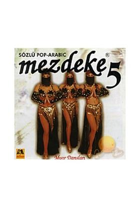 Mezdeke 5 Mısır Dansları (cd)