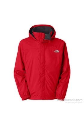 The North Face - M Resolve Jacket - Erkek Yağmurluk Kırmızı