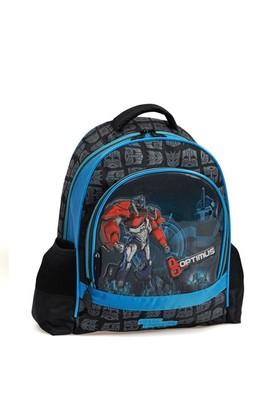 Transformers Anaokul Çanta 28*32*13 Cm
