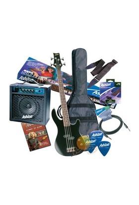 ASHTON AB2 PACK Bass Gitar Paketi