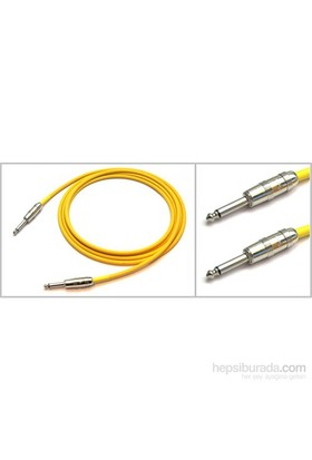 Kirlin Cable IC241 - 3 Metre Enstrüman Kablosu - Sarı
