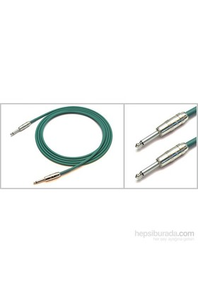 Kirlin Cable IC241 - 3 Metre Enstrüman Kablosu - Yeşil