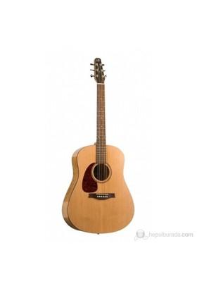 Seagull S6 Original QI Solak Elektro Akustik Gitar