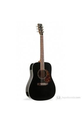 Norman Encore B20 HG Black Presys Akustik Gitar
