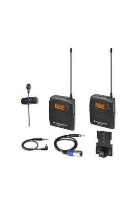 Sennheiser Ew112p G3 Yaka Tipi Telsiz Kamera Mikrofonu