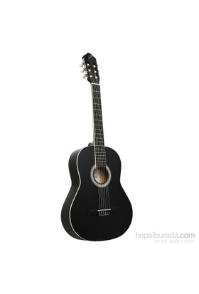 Garcia LC 3901 BK Siyah Klasik Gitar
