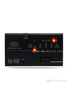 Exe It-10 Led Işıklı Gitar Tuner