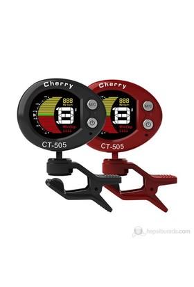 Cherry CT-505 Kromatik Tuner (Kırmızı)