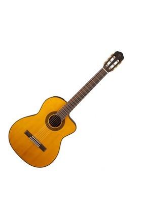 TAKAMINE GC5CE LH NAT Solak Elektro Klasik Gitar