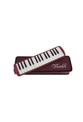 Vivaldi Melodika Softcase - Kırmızı