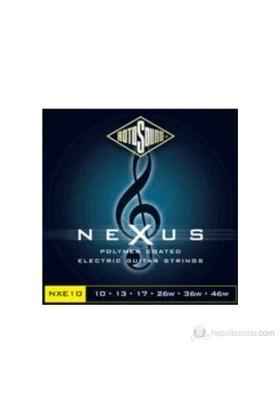 Rotosound NXE10 Nexus Polymer Elektro Gitar Teli