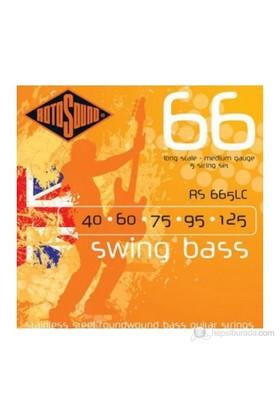 Rotosound RS665LC Swing 5st Medium Bass Gitar Teli