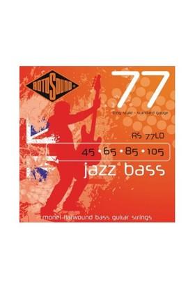 Rotosound RS77LD Jazz Bass Gitar Teli