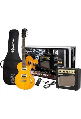 Epiphone Slash AFD Les Paul Performance Pack Elektro Gitar Seti