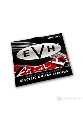 Evh Premium Nikel Kaplama 9-42 Elektro Gitar Teli