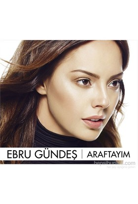 Ebru Gündeş - Araftayım (CD)