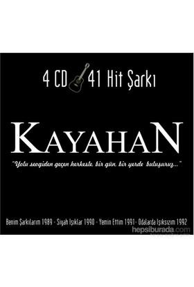 Kayahan - Kayahan Box Set (4 CD - 41 Hit Şarkı)