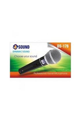 D-Sound 36915 Ds-176 Kablolu Mikrofon