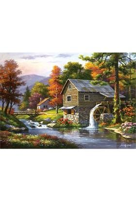 Art Puzzle Taş Değirmen -1500 Parça Puzzle